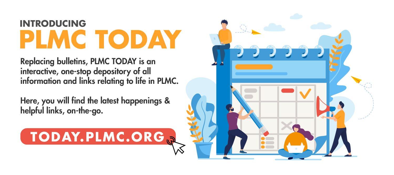 PLMC TODAY