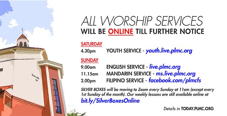 PLMC Worship Services & Worship Services
